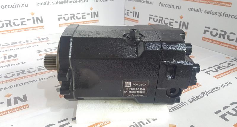 Гидромотор Claas 06691190 HMF105-02 Linde Hydraulics